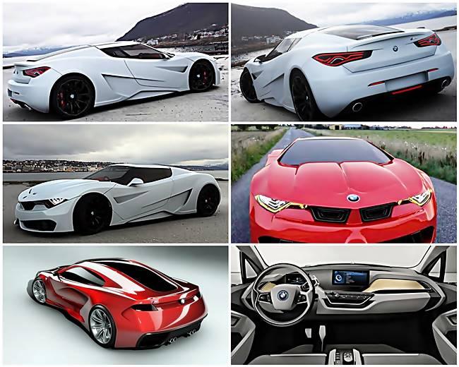 Bmw M9 Concept Price | 2017 - 2018 Best Cars Reviews