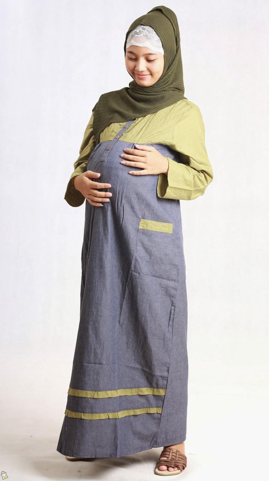 Model Baju Muslim Lebaran 2017 Trend Baru