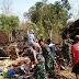 Ya Tuhan, 10 Rumah Lebih Roboh di Blora Roboh Disapu Lesus