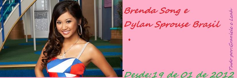 Brenda Song e Dylan Sprouse Brasil