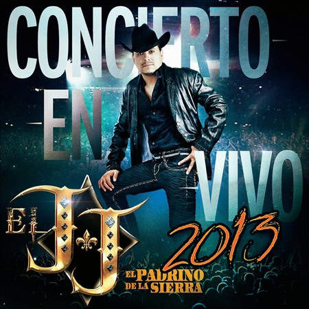 El JJ - Concierto En Vivo 2013 CD Album 2013