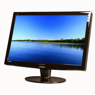 Jenis Monitor Komputer, Macam-macam Monitor, Monitor Komputer, Monitor CRT
