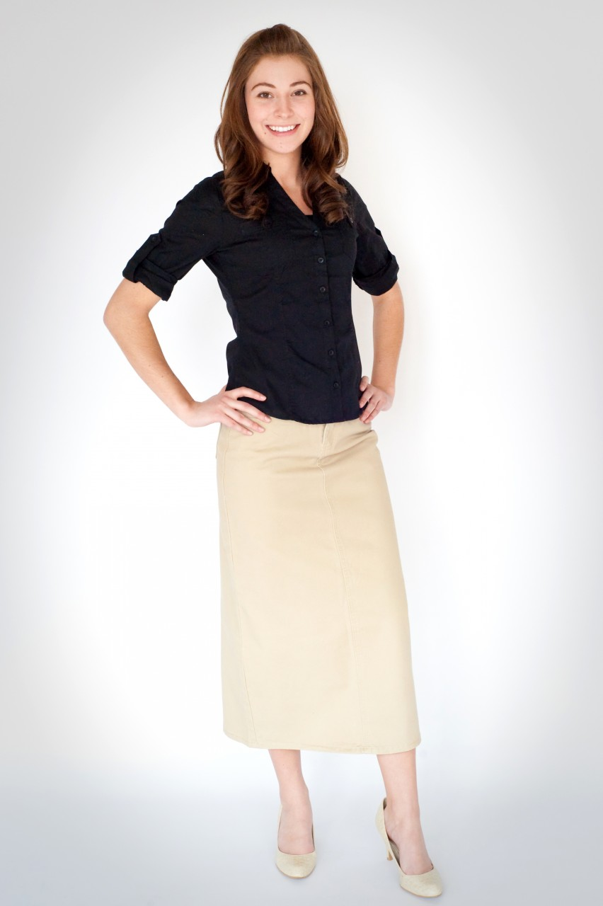 Pentecostal Denim Skirts | newhairstylesformen2014.com