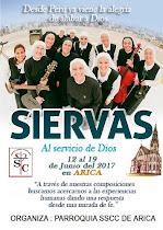 "GRUPO MUSICA POP ESPIRITUAL ""SIERVAS"" DEL PERÚ"