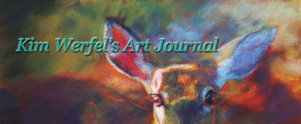Kim Werfel&#39;s Art Journal