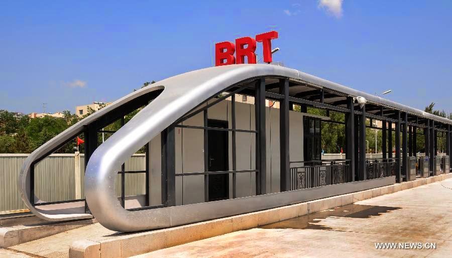 BRT (Bus Rapid Transit) Solusi kemacetan