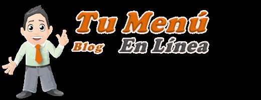 Blog Tu Menú En Linea