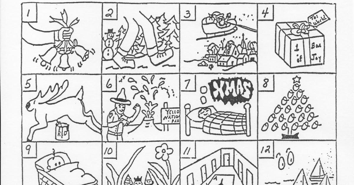 Mag Pad News: Christmas Song Guessing Games