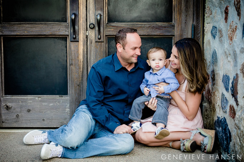 Check out this family photo session at dc ranch marketplace in north scottsdale i love the pink and blue color scheme ill be including this photo in my