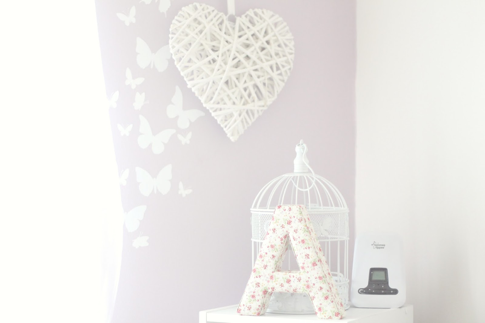 You May Have Noticed I Recently Redecorated Ameliau0027s Nursery And Changed  The Decor Around. I Wanted Something That Would Grow With Her And Be Easy  To ...