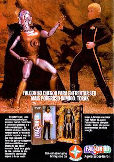 propaganda Falcon da Estrela - 1979. 1979.  os anos 70; propaganda na década de 70; Brazil in the 70s, história anos 70; Oswaldo Hernandez;
