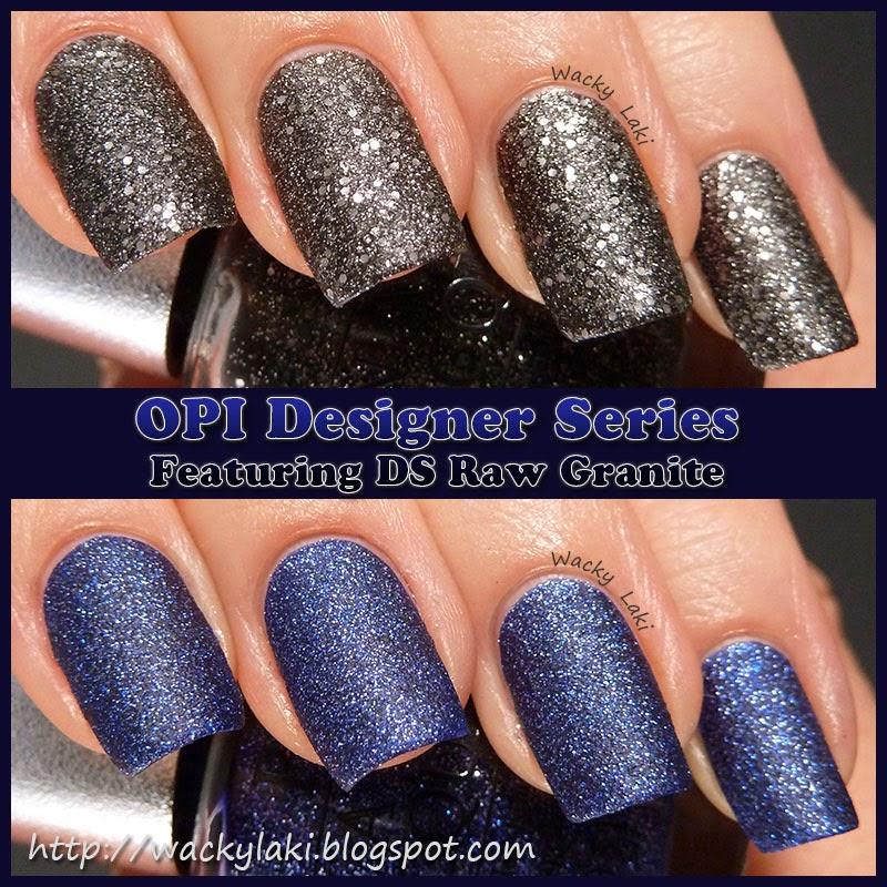 Wacky Laki Opi Designer Series Pewter And Lapis