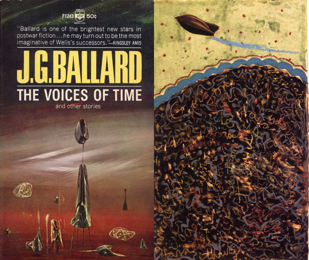 Cover story: Surrealism of Richard Powers Picketing Books 6