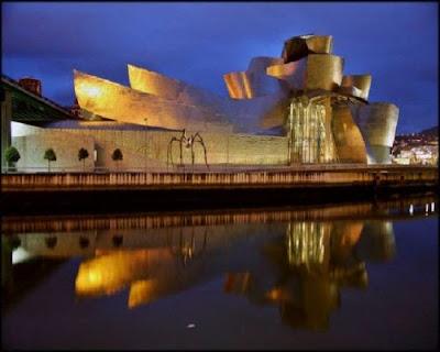 Guggenheim Museum, Bilbao, Spanyol