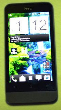 Spesifikasi dan Harga HP HTC One V