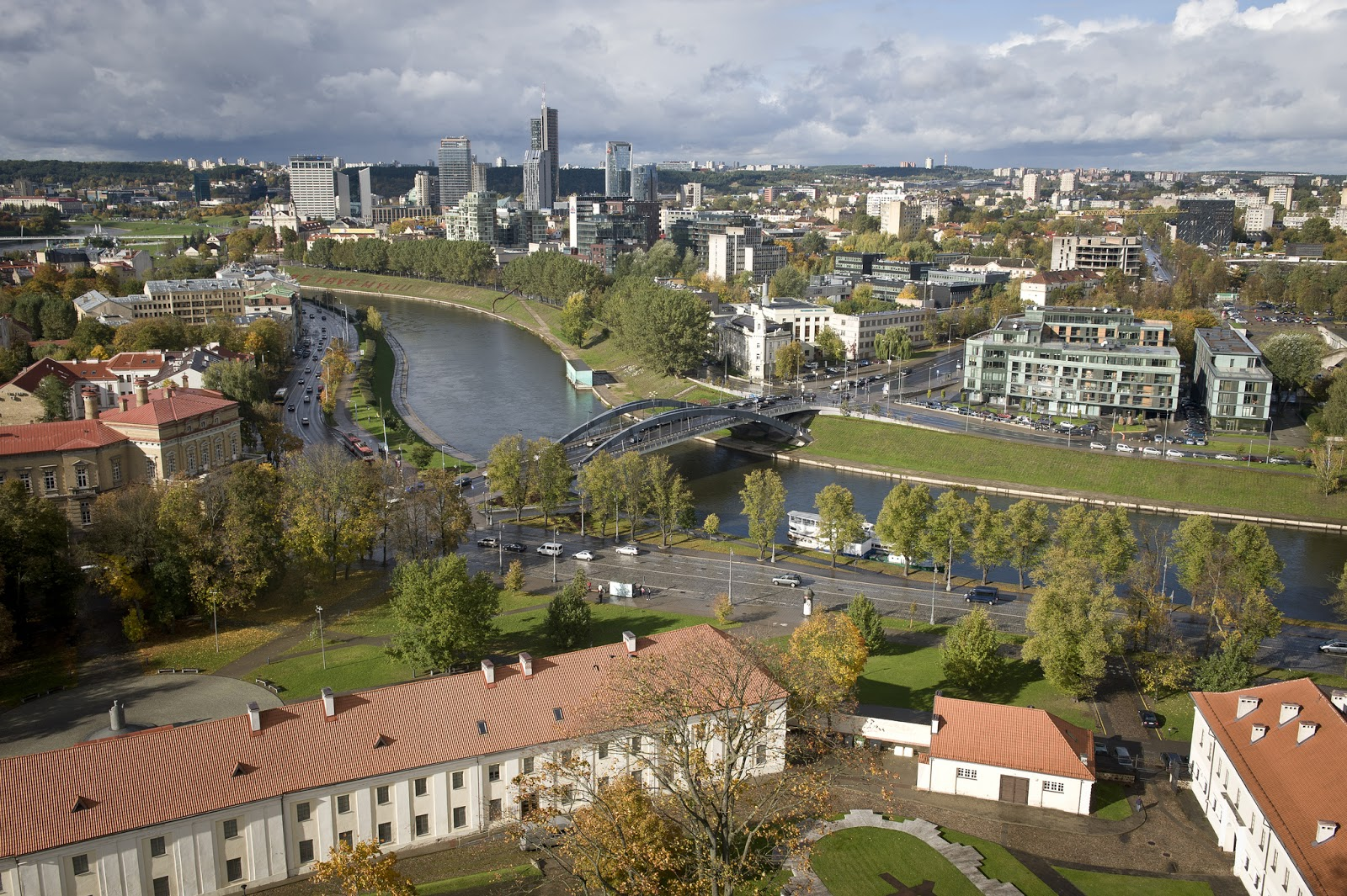 Vilnius Lithuania  city images : Travel & Adventures: Vilnius. A voyage to Vilnius, Lithuania, Europe.