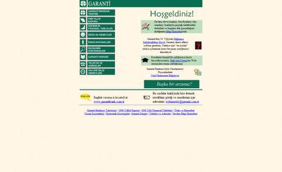 Türk İnternet Siteleri İlk Açıldıklarında Nasıl Görünüyordu?