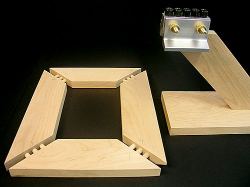Diy wood multiple dowel wood joints for Table joints
