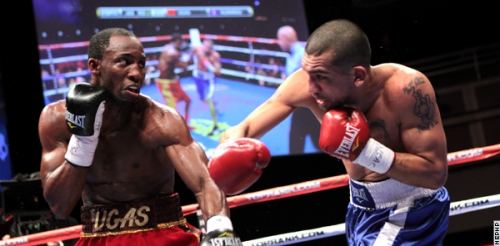Watch Johnny Garcia vs. John Williams live Boxing on Friday 6 June 2014