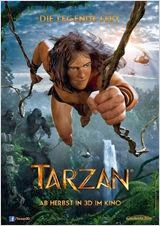 Baixar Tarzan - A Evolução Da Lenda Dublado Legendado