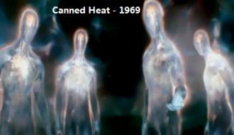 à  écouter  :  CANNED  HEAT ...  1969