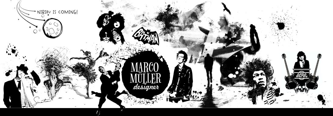 MARCO MÜLLER DESIGNER