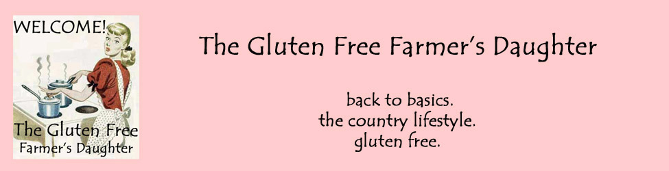 The Gluten Free Farmer's Daughter