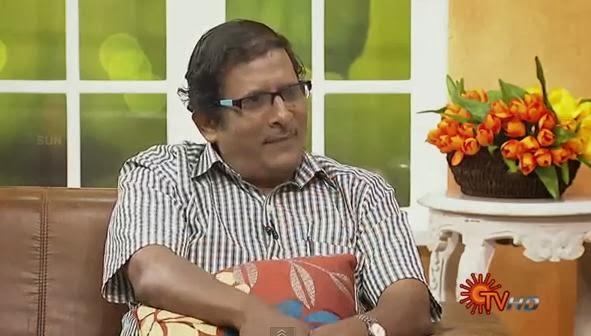 Virundhinar Pakkam – Humour Club International R.Sekaran – Sun TV Show 12-11-2013