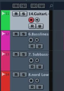 Cubase 7 tutorial, las pistas de audio