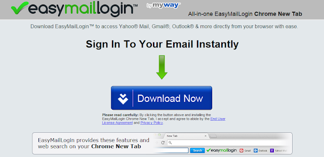 EasyMailLogin Toolbar