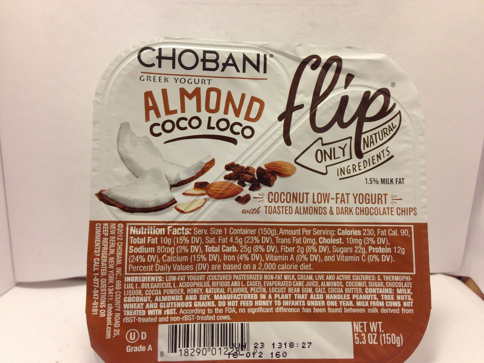 Image Result For Chobani Flip Greek Yogurt