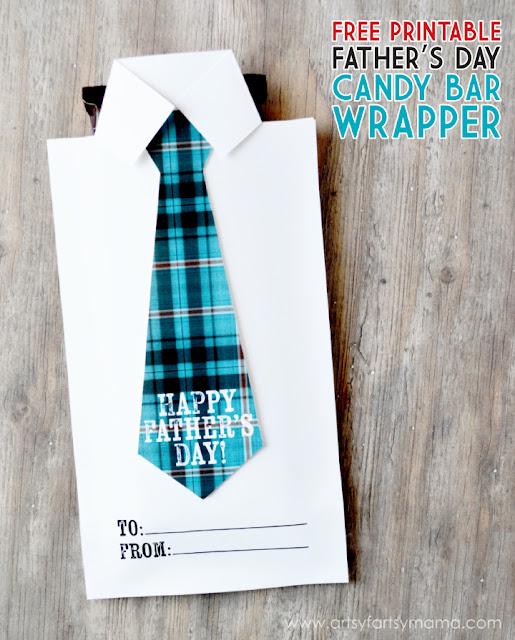 http://www.artsyfartsymama.com/2015/06/fathers-day-candy-bar-wrapper.html