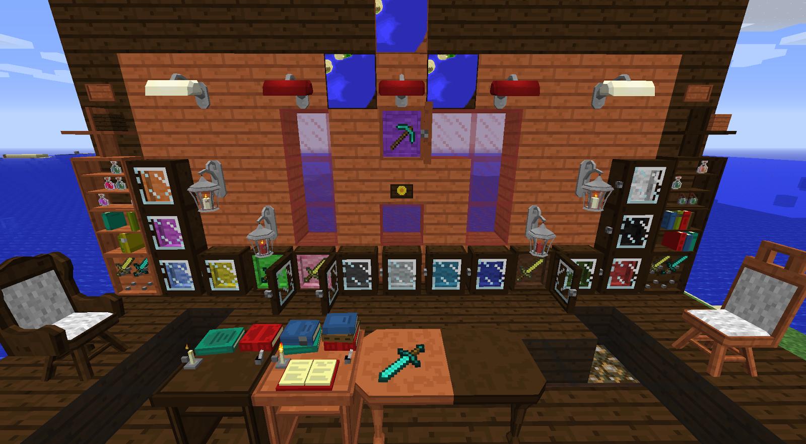 BiblioCraft 1.7.10, BiblioCraft Mod para Minecraft 1.7.2, BiblioCraft Mod  1.7.2, BiblioCraft Mod , Minecraft bibliocraft, minecraft mods, mods minecraft, minecraft 1.7.2, minecraft mods 1.7.2, cómo instalar mods minecraft, minecraft cómo instalar mods, mods de decoración, minecraft decoración