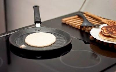 Cocina tipo placa de inducción