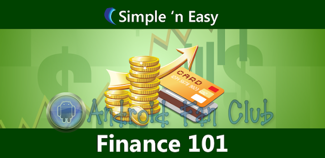 Finance 101 by WAGmob for Android