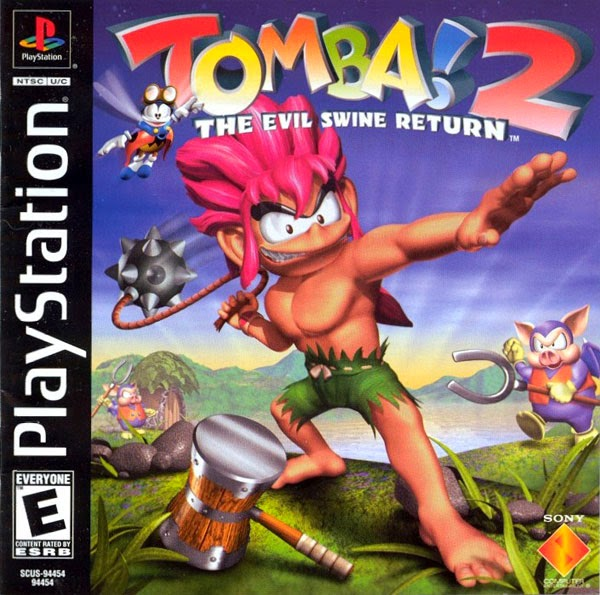 download game tomba 2 PS1 tanpa emulator