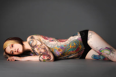 Treatment and Health Conditions of Body Tattoos