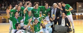 HOCKEY PATINES-Tras 20 años el Liceo vuelve a lo alto de la liga