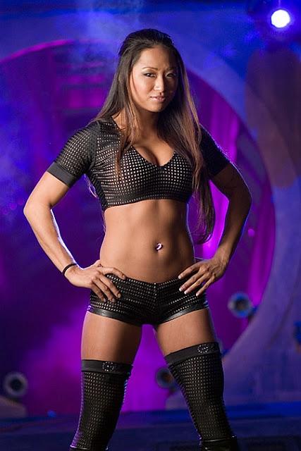 WWE,TNA: Gail Kim