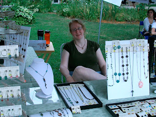 Naturally Nickel Free at Indianola Art Fair 2011