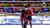 วิดีโอคลิปมวยไทย เพชรหัวไทร สาทิศซีดี พบกับ วันมีโชค ภู่หงส์ทอง (ศึกมวยไทย 7 สี วันอาทิตย์ที่ 1 กุมภาพันธ์ 2558)(คู่แรก)