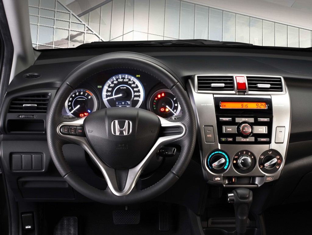 The 2012 honda city is now available for viewing at all honda showrooms nationwide deliveries start in february