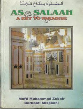 As Salaah A Key To Paradise Islamic Book