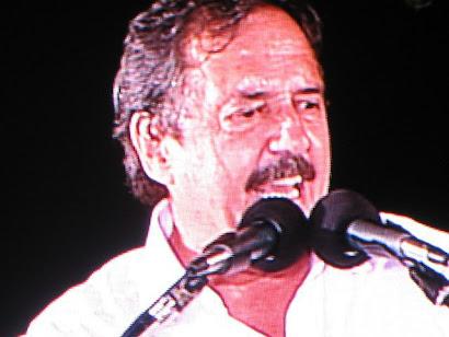 ALFONSIN PRONOSTICA 2da VUELTA ELECTORAL