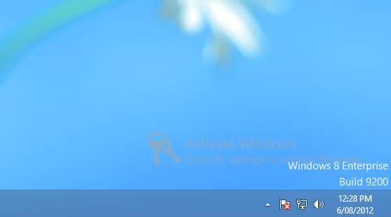 how to activate windows 8 pro build 9200 with cmd