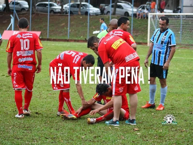 Esperança do Maria Lucia 0 x 14 União de Gonzaga – Na verdade! não tiveram Pena!