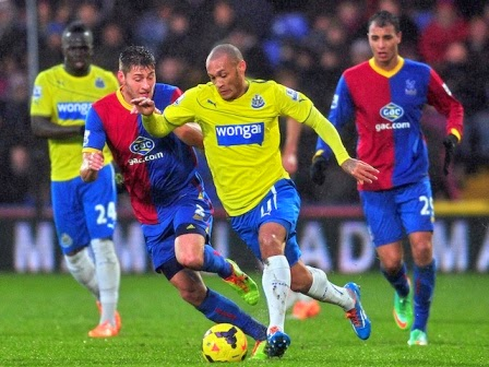 Newcastle United vs Crystal Palace