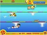 Permainan Renang Kejuaraan Berenang Gratis Online