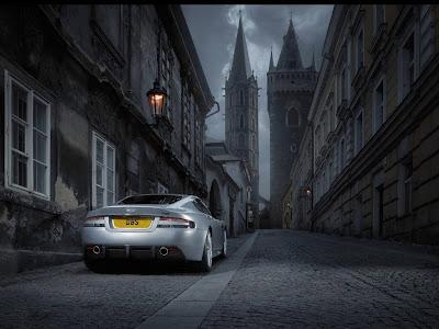 Aston Martin DBS Standard Resolution Wallpaper 8