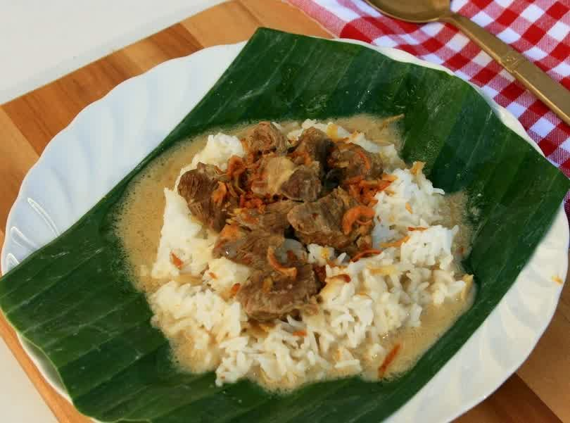 Resep Membuat Nasi Gandul Khas Pati Jateng
